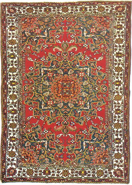 Teppich Tafresh