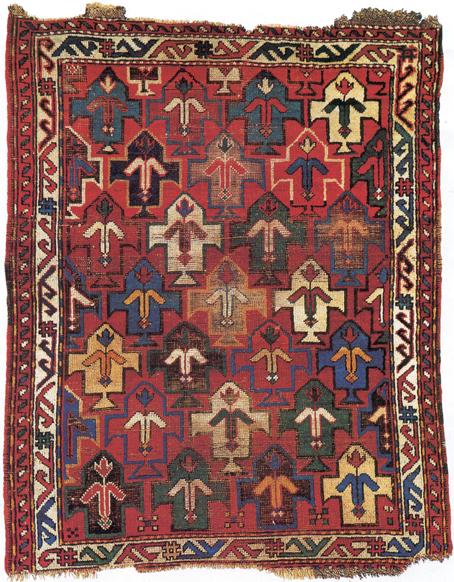 Teppich Russe