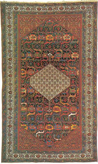 Teppich Seneh