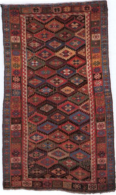 Teppich Kelim Shiraz