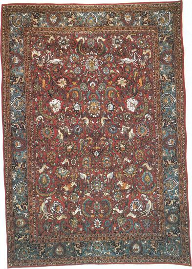 Teppich Tabriz