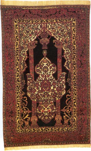 Teppich Keschan