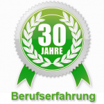 Unsere Leistung: 30 Jahre Teppichreinigung und Reparatur